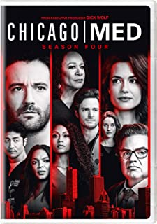 Book Cover: Chicago Med: Season Four