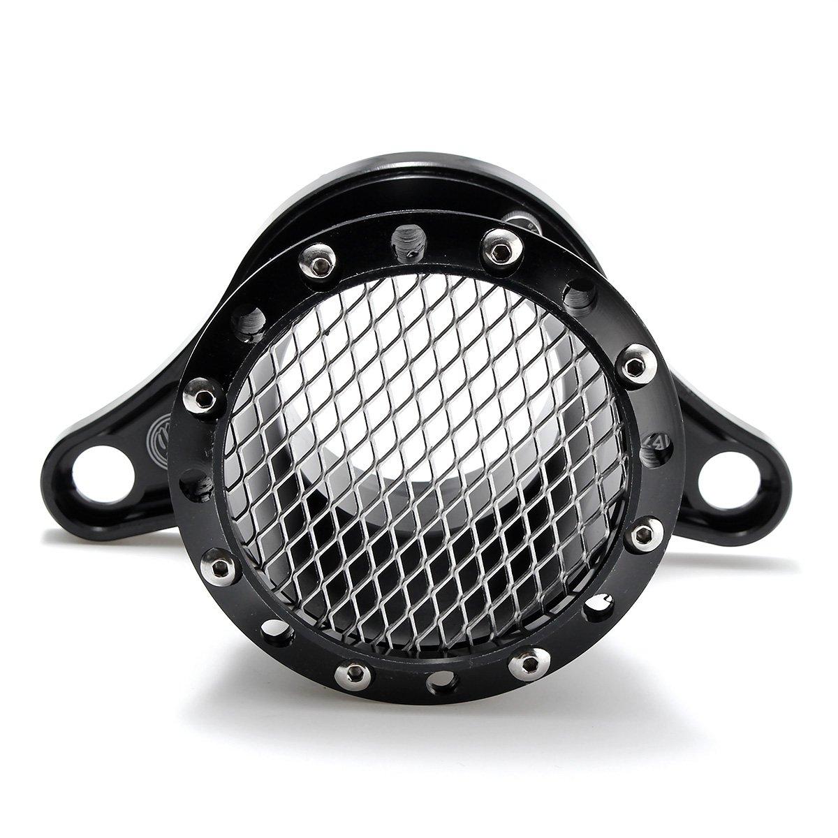 Wooya Filtro Aspirazione Aria Per Harley Touring Sportster xl 1200 883 48 2004-Up