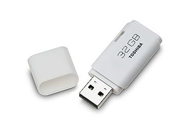 Toshiba TransMemory U202 32 GB USB 2.0 Flash Drive Product  THN U202W0320U4  Pen Drives