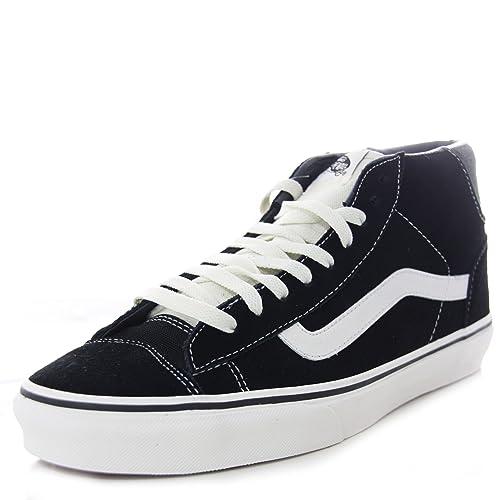 Vans - Botas de cuero para mujer negro negro 41  Amazon.es  Zapatos y  complementos 7af23d7405c