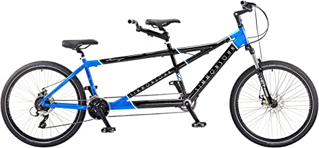 SIMMONSOHN Bicicleta Tandem STAVENGER Talla 19/16 ...