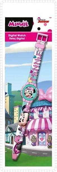 Amazon.com: Disney Minnie Mouse Wrist Digital Watch Reloj JAV: Cell Phones & Accessories