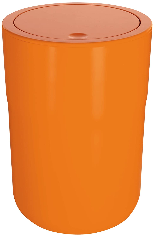 Spirella Polystyrene Cocco Bin, Orange Imperial 10.17226