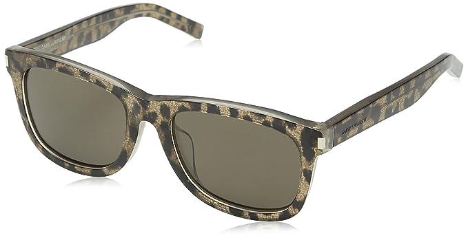 03363225d8 Yves Saint Laurent Unisex SL 51 F PBA Sunglasses