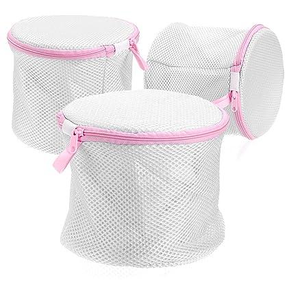 sumnacon® 3 Paquetes Bra lavar – Bolsas, sujetador y ropa interior bolsa de la