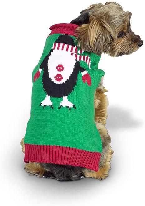 Minin Childrens Cute Dog Hooded Pullover 3-8Y