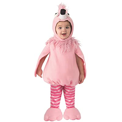Flamingo Costume for Infants: Toys & Games [5Bkhe0705480]