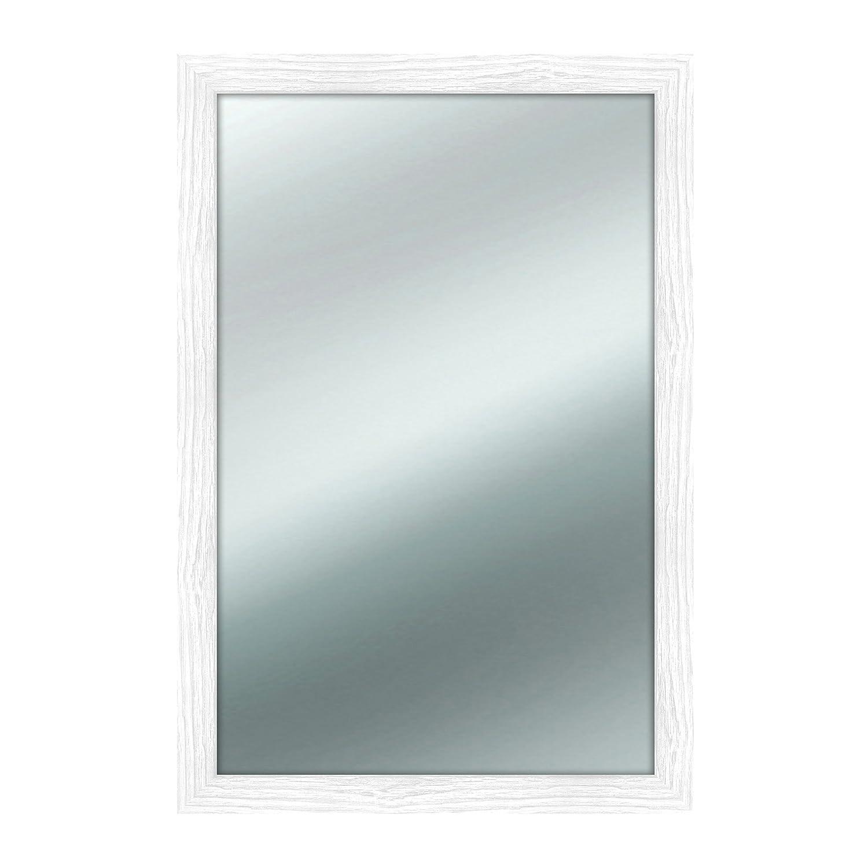 Lupia Specchio da parete MIRROR SHABBY CHIC 45x65 cm colore Bianco