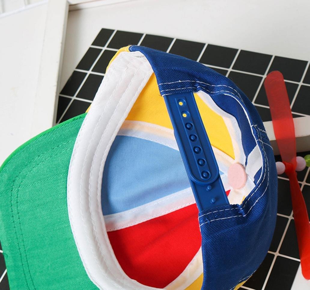 Elica cappellino festa giocattolo 4920de5bdf48