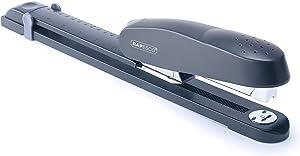 "Rapesco Long Reach 790 Stapler, 50-Sheet Capacity, 11-13/16"" Throat Depth (R79026A3)"