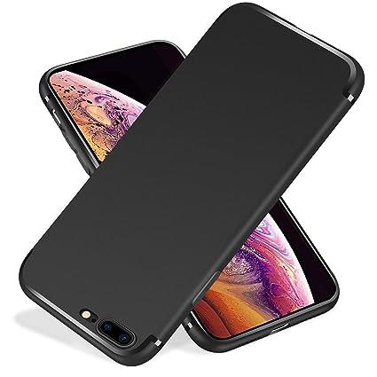 Amazon.com: Funda de piel tipo cartera para iPhone, con ...