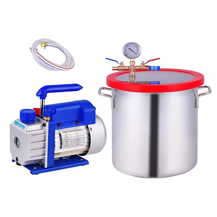 Top 9 Vacuum Chamber Kit Without Pump