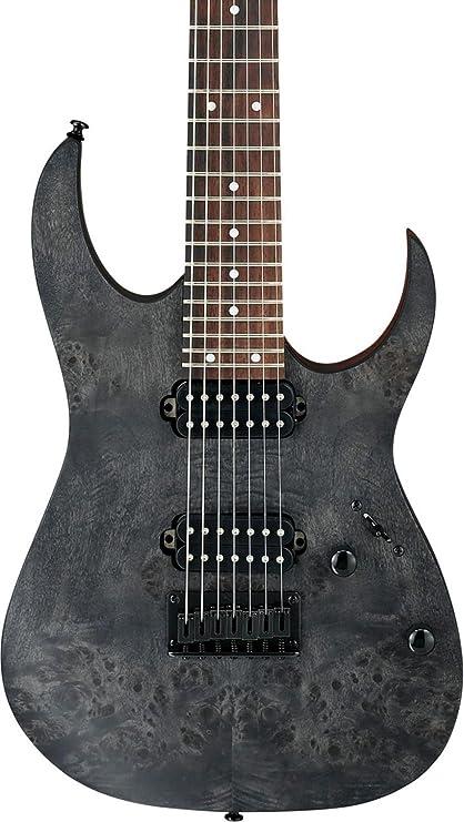 Ibanez RG serie rg7421pb (7 cuerdas Guitarra eléctrica: Amazon.es ...