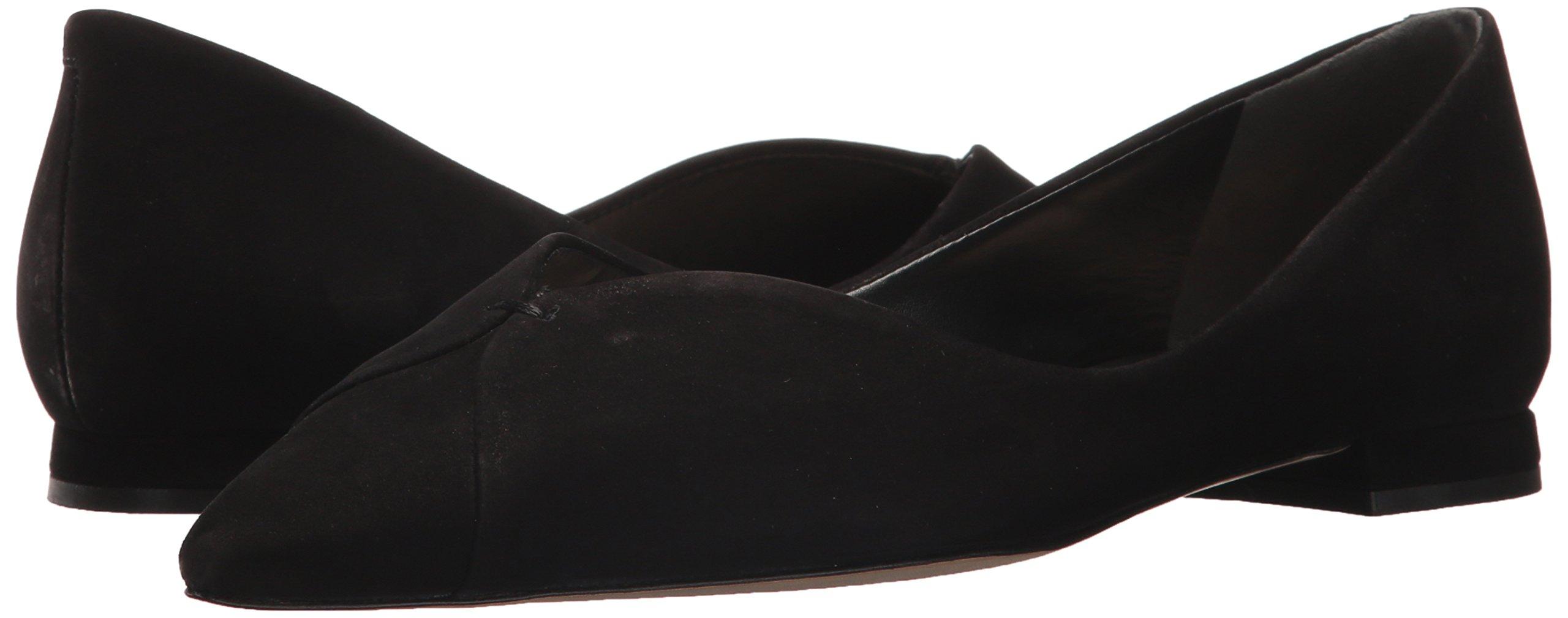 SCHUTZ Women's Sasha Ballet Flat, Black, 9.5 M US by SCHUTZ (Image #5)