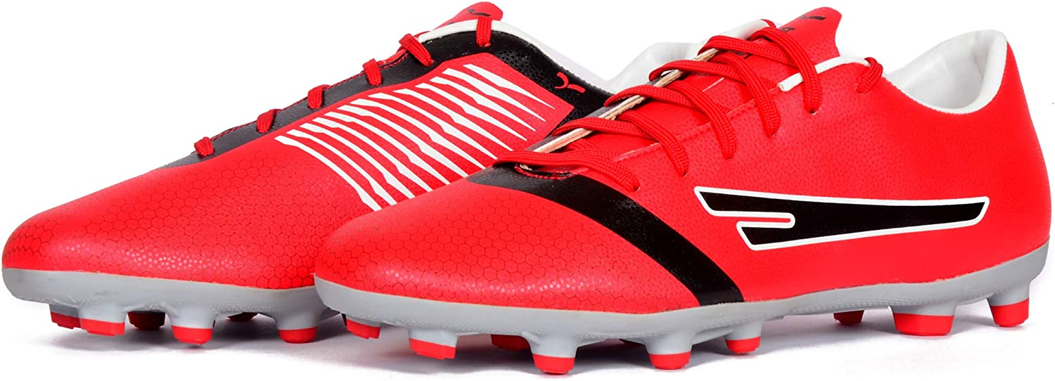 SEGA New Prime Red Football Boots for