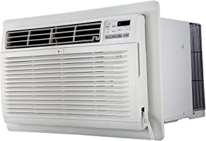 LG LT1036CER 9800 BTU 230V Remote Control Through-the-Wall Air Conditioner, 9,500/9,800, White