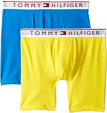 a8a204fc484 Image Unavailable. Image not available for. Color  Tommy Hilfiger Men s  Modern Essentials 2-Pack Boxer Briefs ...