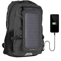 Sunnybag Mochila Solar Explorer+   con Panel Solar de 6W para Cargar el teléfono móvil  Mochila 15L para Universidad…