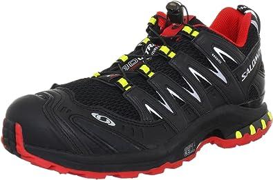 Salomon XA Pro 3D Ultra 2 - Zapatillas Deportivas de Malla Hombre, Color Negro, Talla 44: Amazon.es: Zapatos y complementos