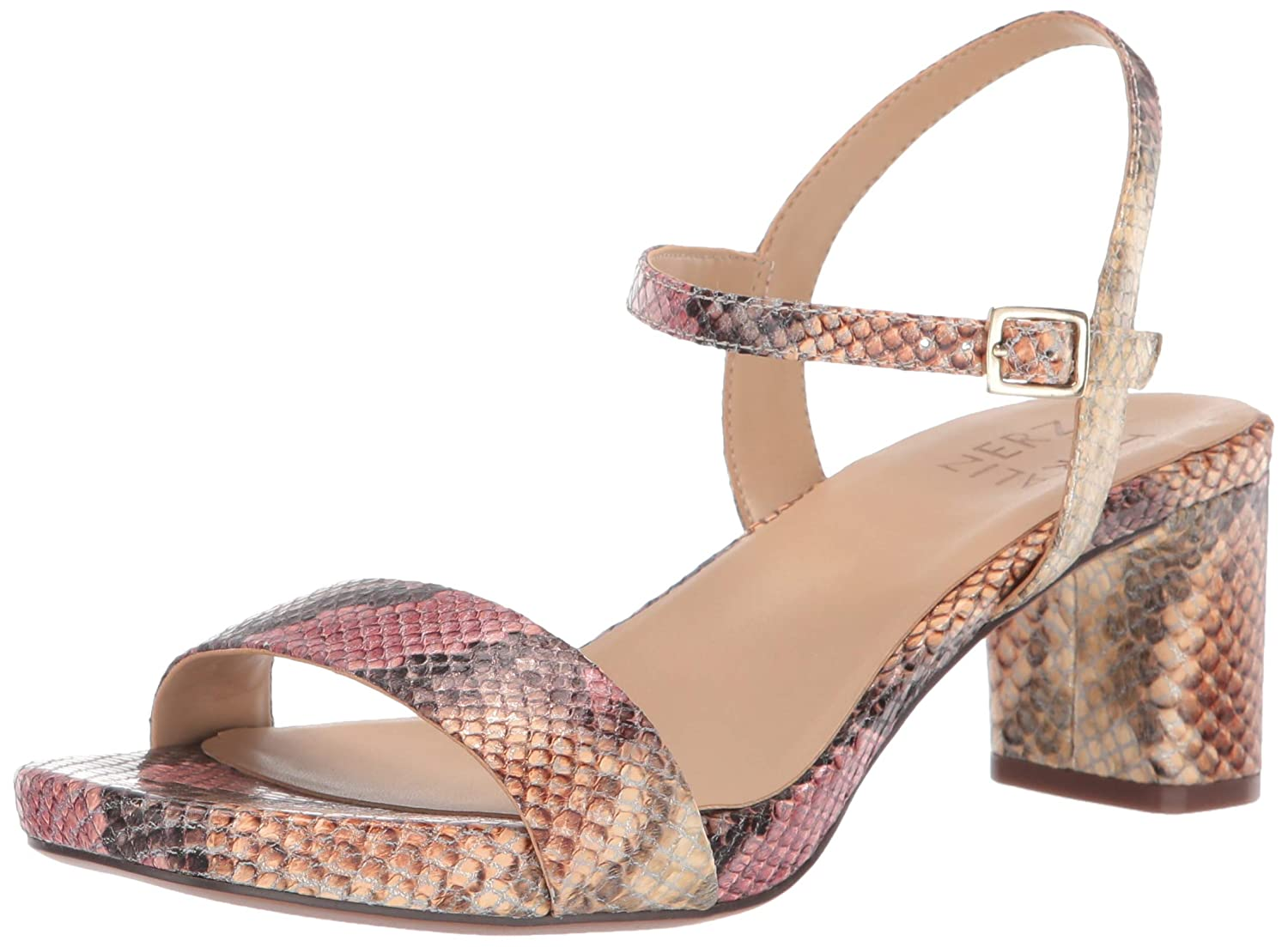 Mauve Snake Naturalizer Women's Ivy Dress Pump