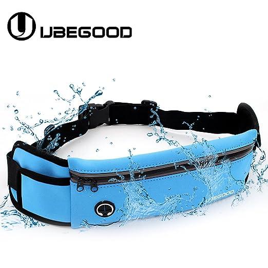 6 opinioni per Ubegood pacchetto della vita, Running Sportivo Marsupio Sport Tasca Cintura