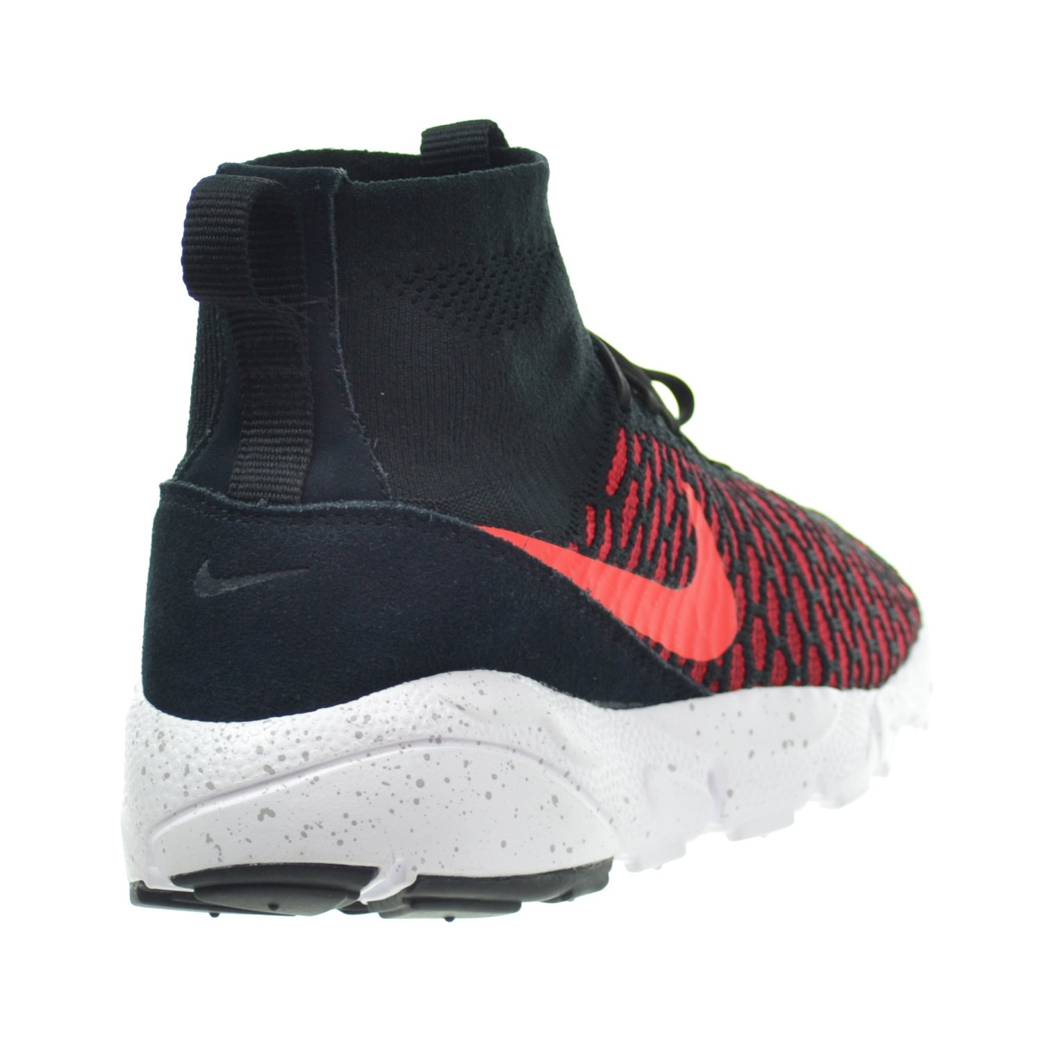 buy online 45ba8 41a2e Amazon.com   Nike Air Footscape Magista Flyknit Men s Shoes Black Bright  Crimson Gym Red Cool Grey 816560-002 (13 D(M) US)   Soccer