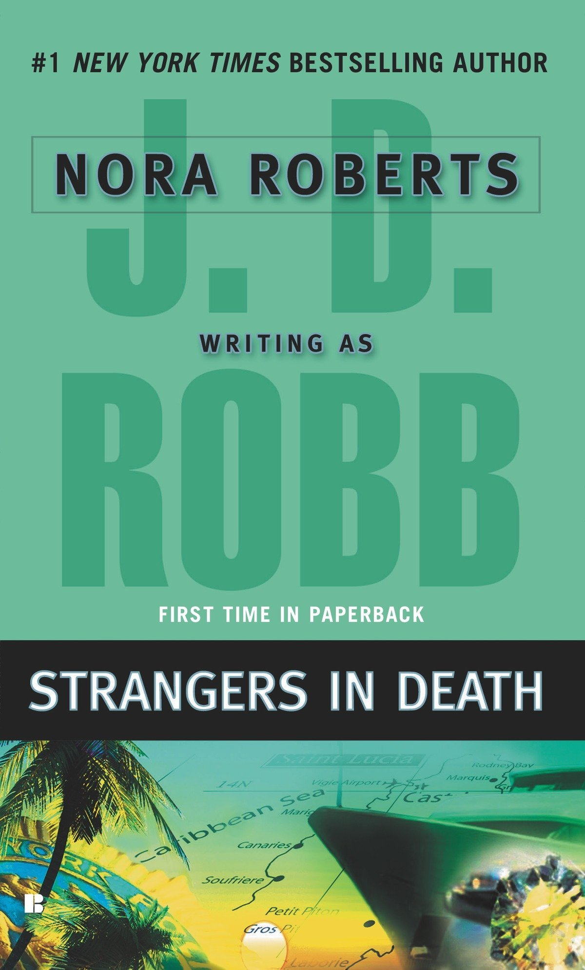 Image result for Strangers in Death by J.D. Robb