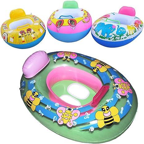 Hinmay - Asiento hinchable para piscina, para niños, para piscina ...