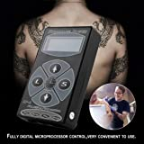 HP-2 Tattoo Power Supply Profesional Hurricane Power Supply Dual LCD Digital Tattoo Display…