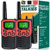 EKOOS Walkie Talkies Long Range for Kids Toys, Family Radio Service for Adults Boys & Girls, Walkie Talkies Two Way Radios 22