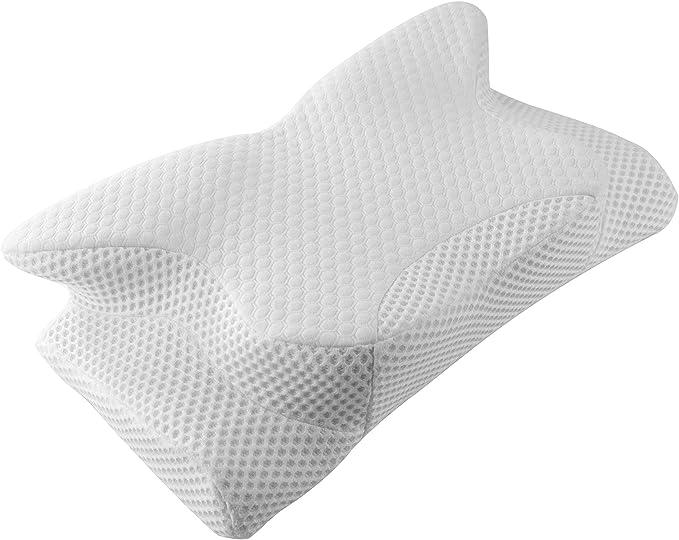 Amazon.com: Coisum - Cojín cervical para dolor de cuello y ...