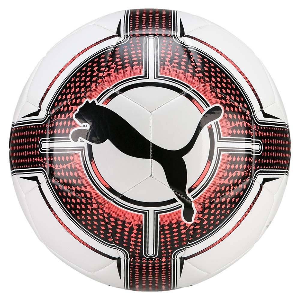 Puma evoPOWER 6.3トレーニングFootball – ホワイト/コーラル/ブラック – サイズ5 B073FR9Q1B