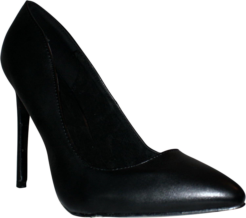 Escarpins pour Femme Erogance Lack High Heels Pumps