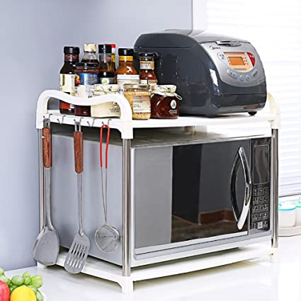 Estantería en la sala de estar Dormitorio Cocina Cuadro de almacenamiento de cocina Cocina creativa de