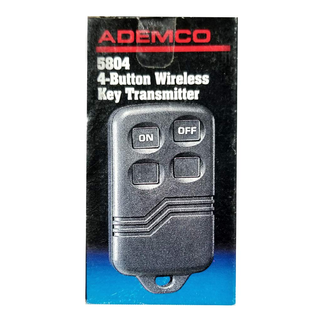 Ademco 5804 Four-Button Wireless Key Transmitter