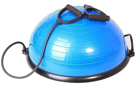 SportPlus SP-GB-001 Semiesfera de Equilibrio con Correas de ...