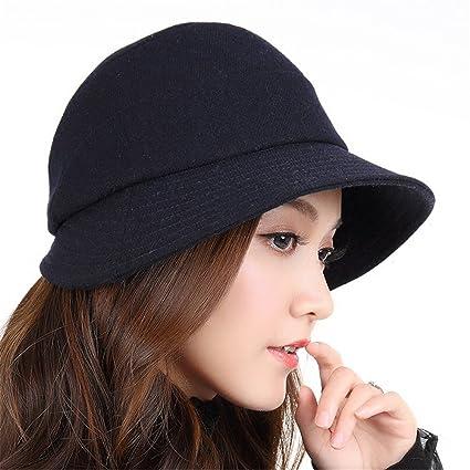 YXLMZ  Invierno mujer Crochet Hat tejidas Beanie cálido Otoño CapGirls ocio   6fc6b983406