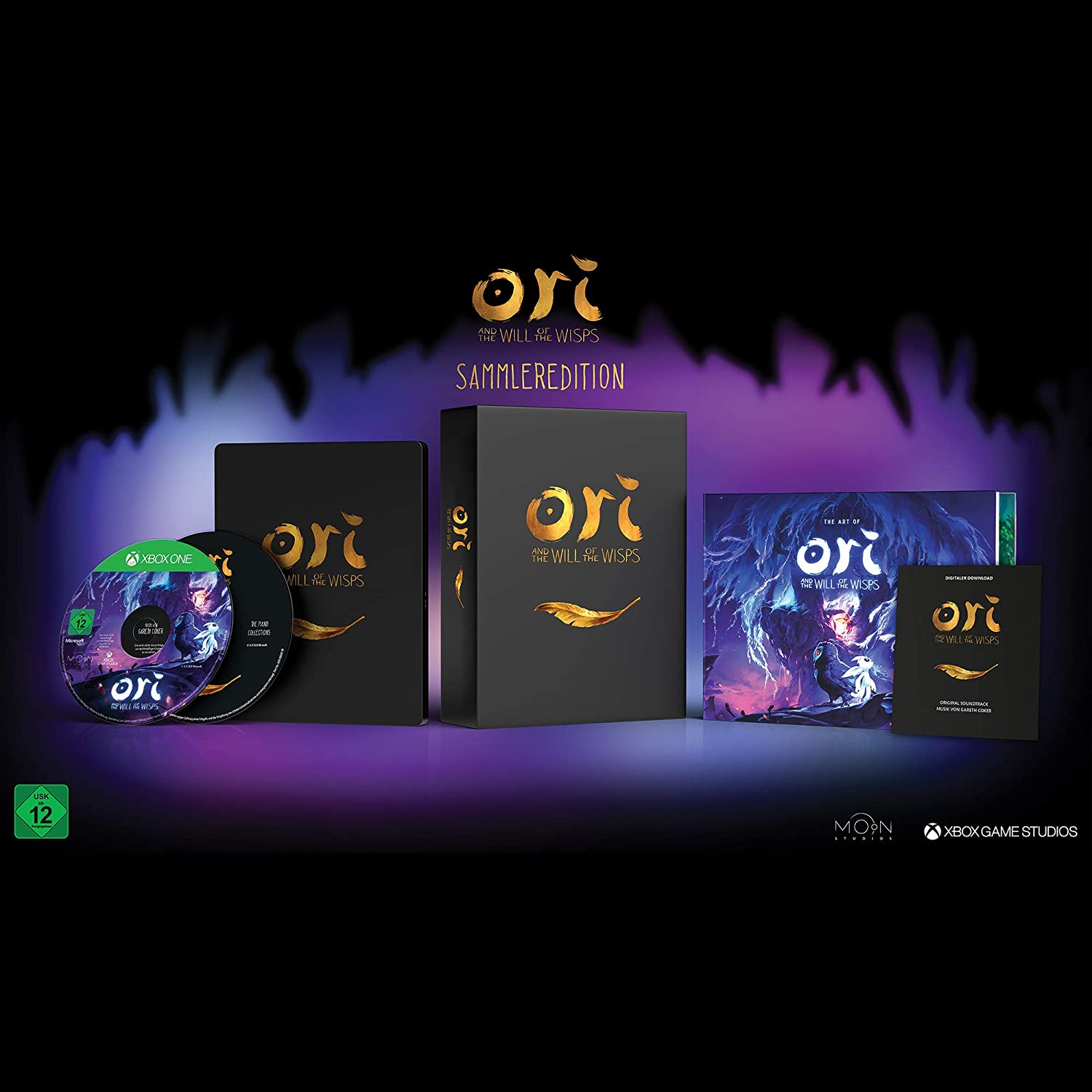 Ori and the Will of the Wisps - Collectors Edition - Xbox One ...