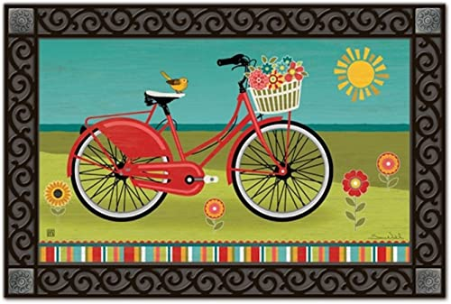 Summer Ride MatMates Doormat – 18 x 30 – Tray Sold Separately
