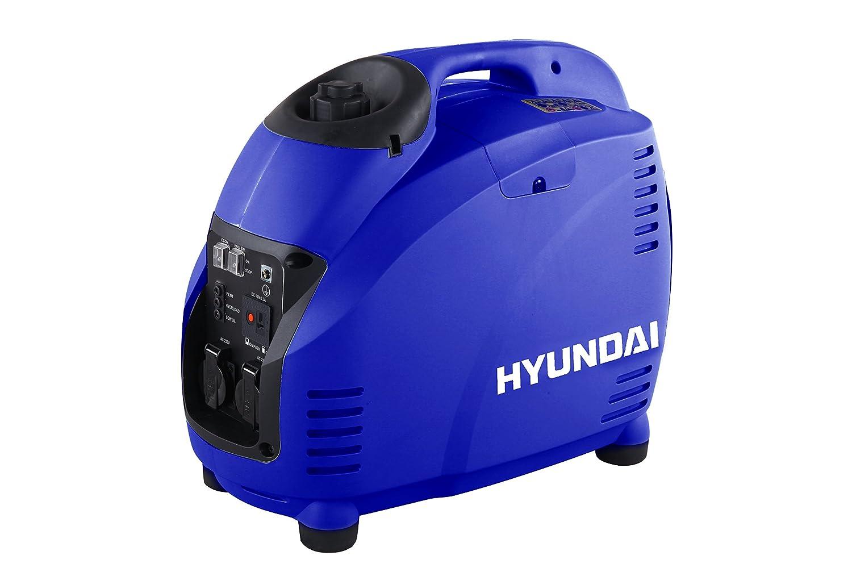 Hyundai HG4000i Generador, 2500 W, 230 V: Amazon.es: Bricolaje y ...