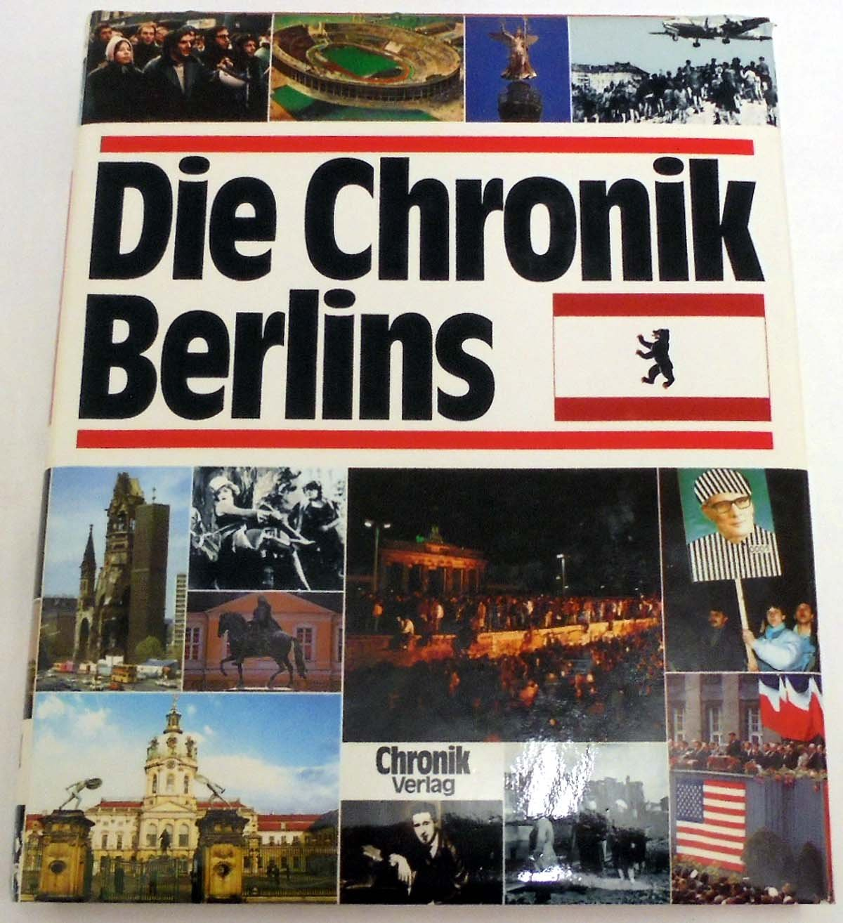 Die Chronik Berlins