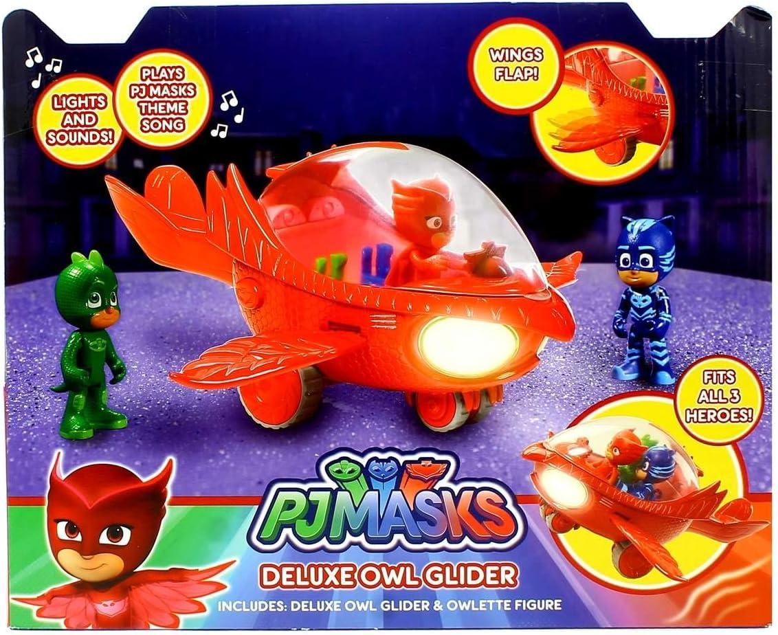 PJ Masks Vehículo Deluxe Buhíta : Amazon.es: Juguetes y juegos