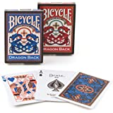 Bicycle Dragon Back Playing Cards