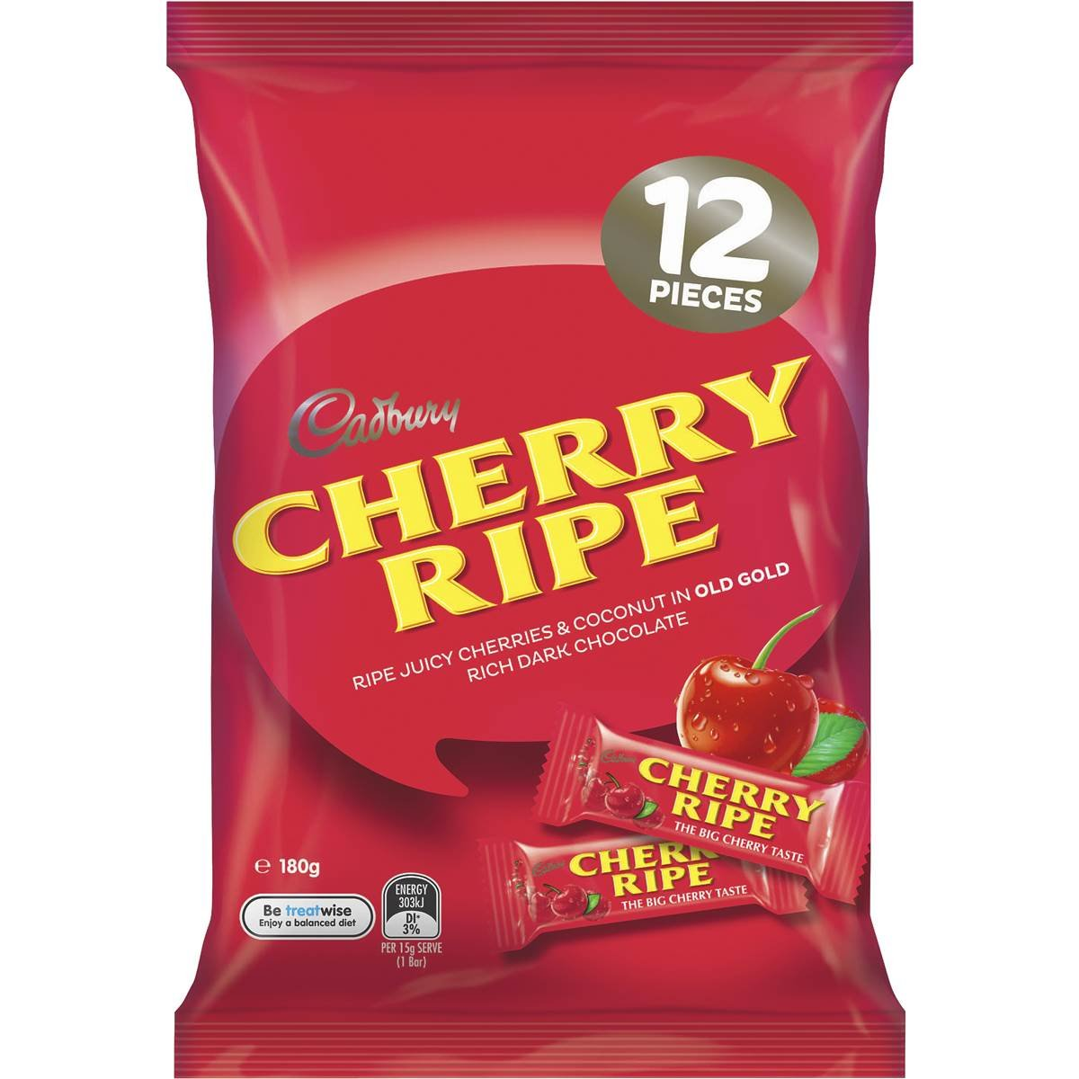 Cadbury Cherry Ripe