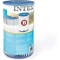 Intex Filterinstallatie-accessoires - filterpatroon - type B - 1 stuk