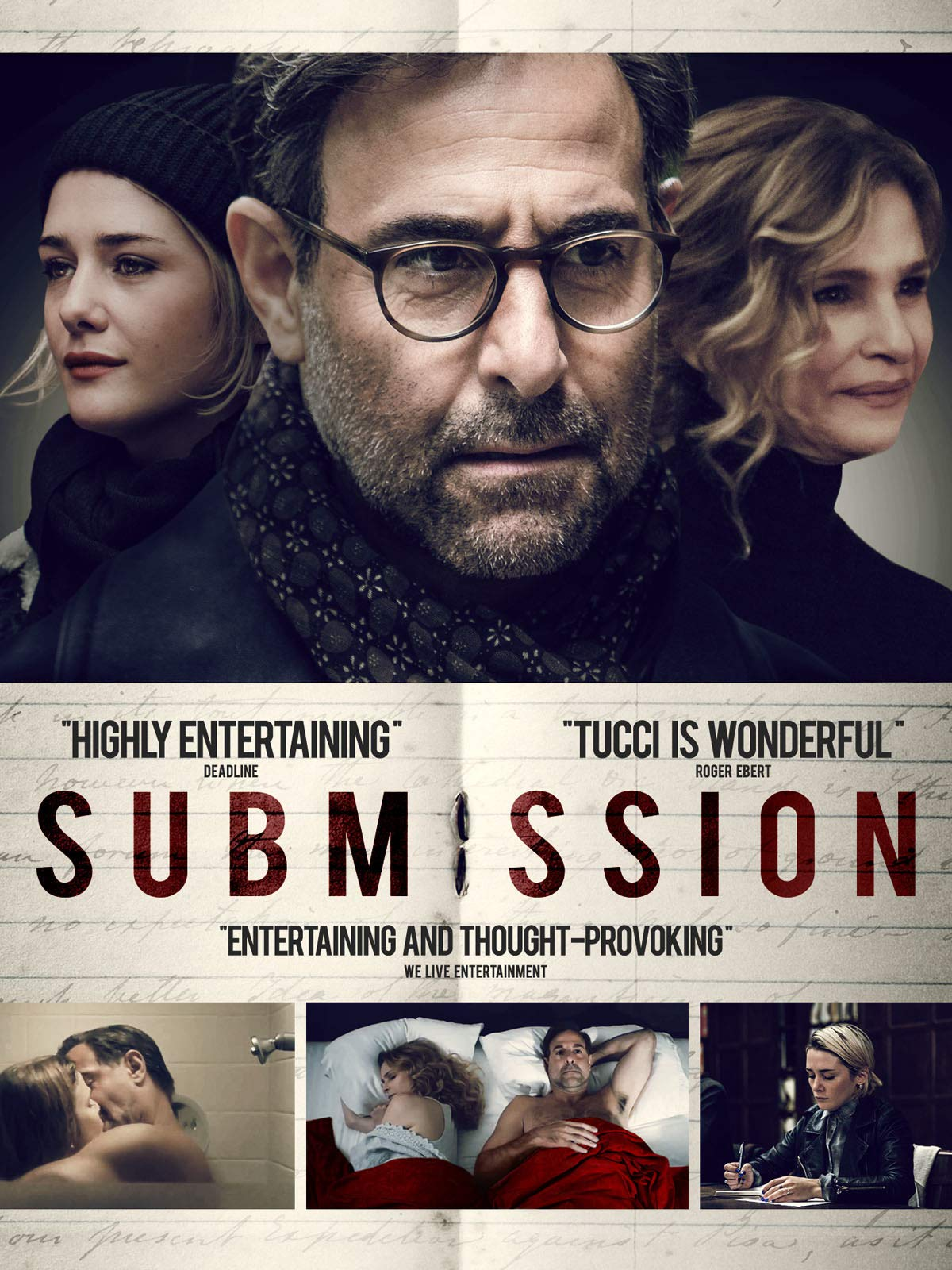 Submission on Amazon Prime Video UK