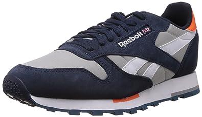 7c53926e08d24 Reebok - Classic Utility Sport - V60391 - Couleur  Bleu Marine - Pointure   44.5