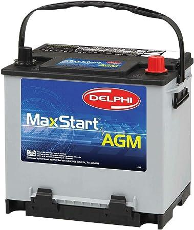 Delphi BU9035 AGM MaxStart Premium Automotive Battery, Group 35