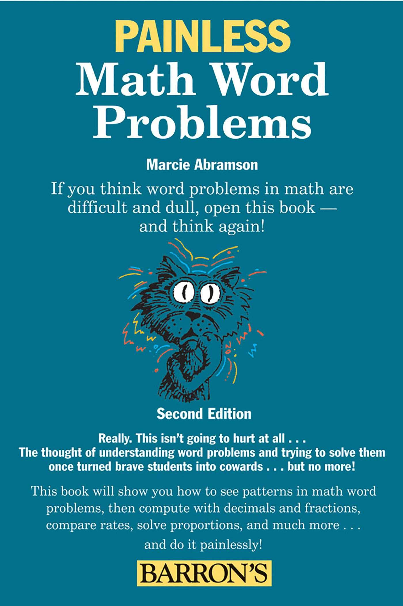 Buy Painless Math Word Problems (Painless Series) Book Online at Low ...