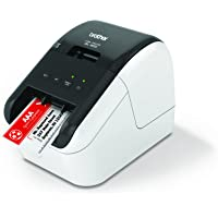 Deals on Brother QL-800 High-Speed Professional Label Printer